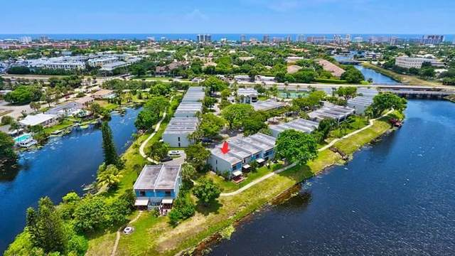 500 S Canal Point #1160, Delray Beach, FL 33444 (MLS #RX-10636150) :: Castelli Real Estate Services