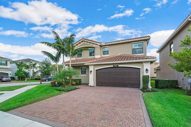 8052 Green Tourmaline Terrace, Delray Beach, FL 33446 (MLS #RX-10636151) :: United Realty Group