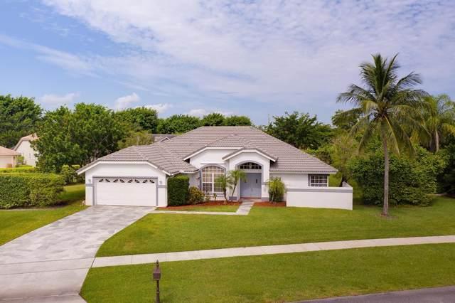 18767 Cape Sable Drive, Boca Raton, FL 33498 (MLS #RX-10636192) :: Berkshire Hathaway HomeServices EWM Realty