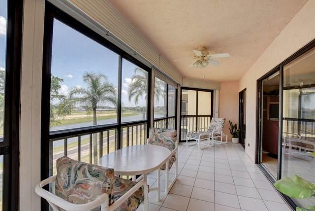 7380 S Oriole Boulevard #307, Delray Beach, FL 33446 (#RX-10636194) :: The Reynolds Team/ONE Sotheby's International Realty