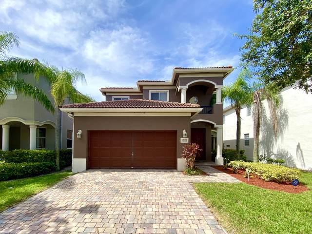1096 Center Stone Lane, Riviera Beach, FL 33404 (MLS #RX-10636202) :: Berkshire Hathaway HomeServices EWM Realty