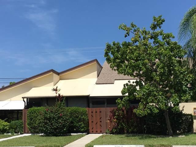 5021 Nesting Way B, Delray Beach, FL 33484 (#RX-10636209) :: Real Estate Authority