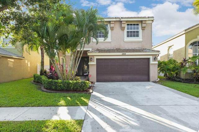 1248 Oakwater Drive, Royal Palm Beach, FL 33411 (#RX-10636231) :: Ryan Jennings Group