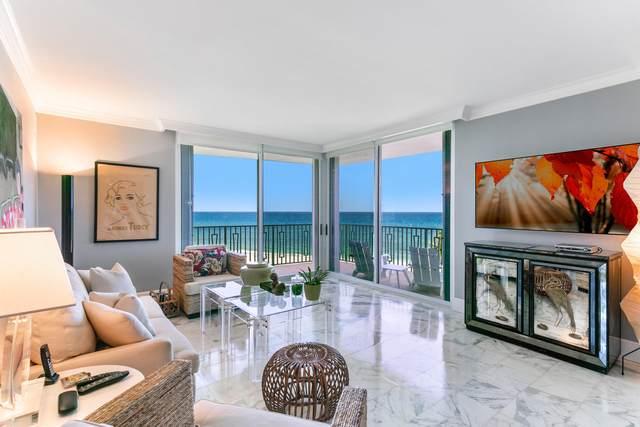 2500 S Ocean Boulevard 3B3, Palm Beach, FL 33480 (#RX-10636235) :: Ryan Jennings Group