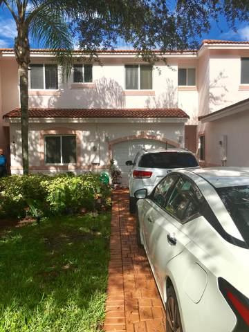 7627 Tamarac Island Circle, Tamarac, FL 33321 (MLS #RX-10636240) :: Berkshire Hathaway HomeServices EWM Realty