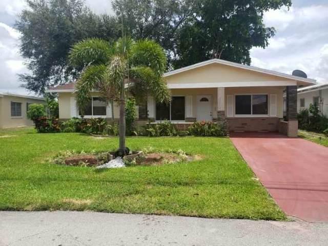 7102 NW 61st Street, Tamarac, FL 33321 (MLS #RX-10636255) :: Berkshire Hathaway HomeServices EWM Realty