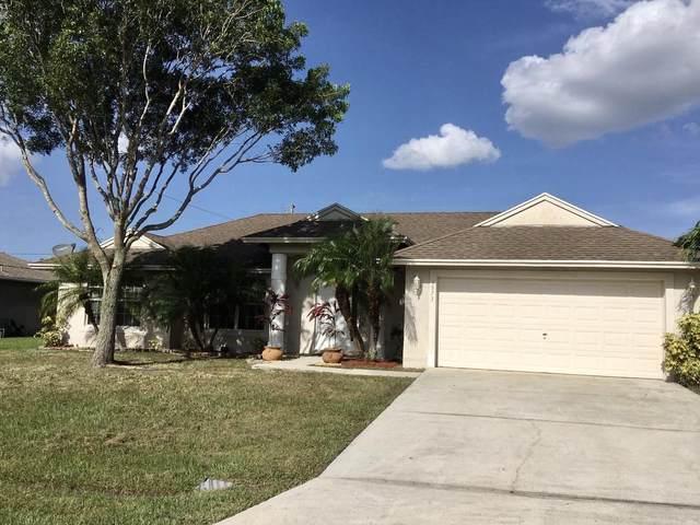 3573 SW Vincennes Street, Port Saint Lucie, FL 34953 (#RX-10636266) :: The Reynolds Team/ONE Sotheby's International Realty