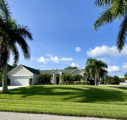 468 SW Prado Avenue, Port Saint Lucie, FL 34983 (#RX-10636275) :: Ryan Jennings Group