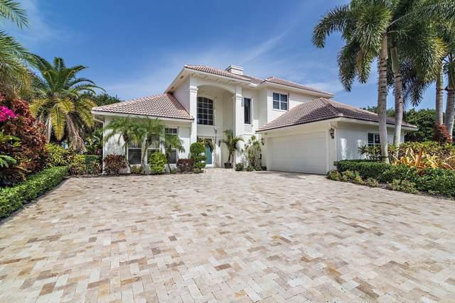 125 Pembroke Dr, Palm Beach Gardens, FL 33418 (MLS #RX-10636283) :: The Jack Coden Group