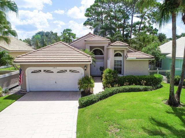 13810 Crosspointe Court, Palm Beach Gardens, FL 33418 (MLS #RX-10636297) :: Berkshire Hathaway HomeServices EWM Realty