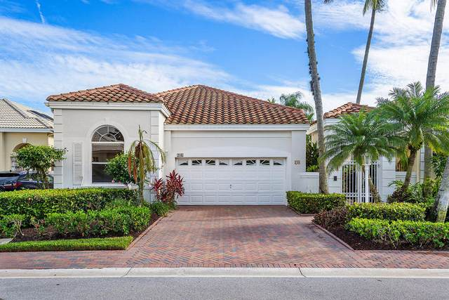216 Coral Cay Terrace, Palm Beach Gardens, FL 33418 (MLS #RX-10636341) :: Berkshire Hathaway HomeServices EWM Realty
