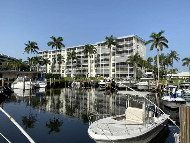 1 Harbourside Drive #1406, Delray Beach, FL 33483 (MLS #RX-10636347) :: Berkshire Hathaway HomeServices EWM Realty