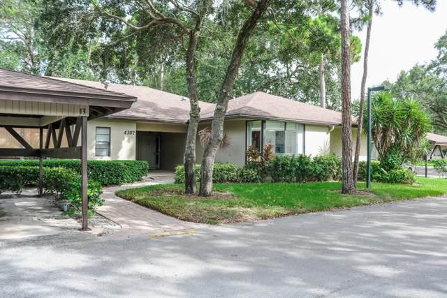 4307 Wood Ride Road C, Boynton Beach, FL 33436 (MLS #RX-10636353) :: Berkshire Hathaway HomeServices EWM Realty