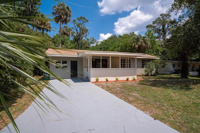 111 Linda Road, New Smyrna Beach, FL 32168 (MLS #RX-10636423) :: Berkshire Hathaway HomeServices EWM Realty