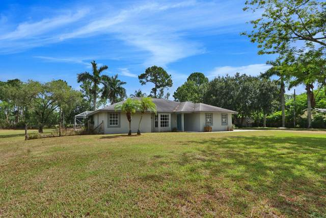 18635 90th Street N, Loxahatchee, FL 33470 (#RX-10636428) :: Ryan Jennings Group