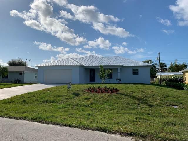 7865 SE Hilltop Terrace, Hobe Sound, FL 33455 (#RX-10636430) :: Ryan Jennings Group