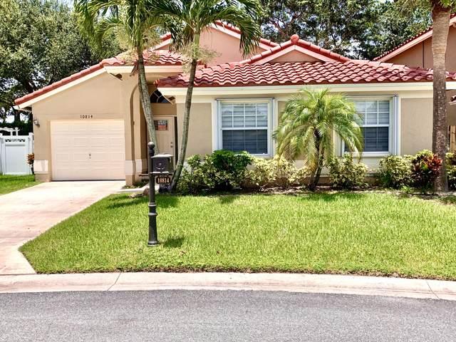 10814 Lake Jasmine Drive, Boca Raton, FL 33498 (MLS #RX-10636431) :: Berkshire Hathaway HomeServices EWM Realty