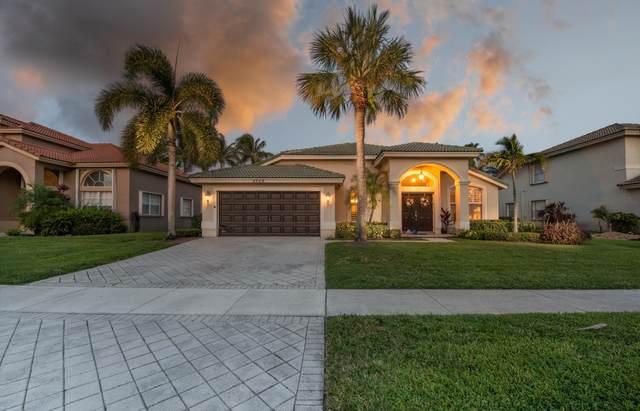 3705 Moon Bay Circle, Wellington, FL 33414 (MLS #RX-10636438) :: Berkshire Hathaway HomeServices EWM Realty