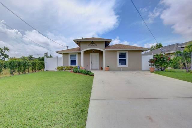 547 Fleming Avenue, Greenacres, FL 33463 (#RX-10636456) :: Ryan Jennings Group