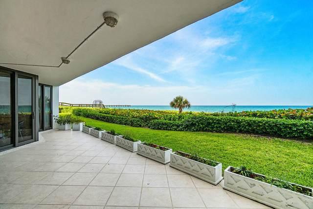 3100 S Ocean Boulevard 103S, Palm Beach, FL 33480 (#RX-10636472) :: Ryan Jennings Group