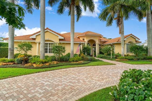 10377 Muirfield Road, Boynton Beach, FL 33436 (#RX-10636475) :: Ryan Jennings Group