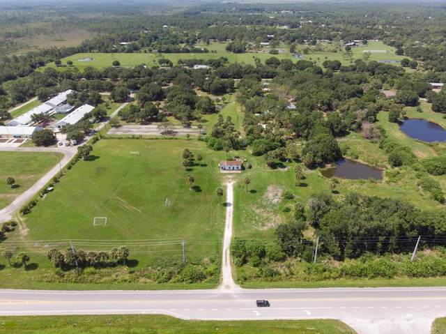 12425 County Road 512, Fellsmere, FL 32948 (MLS #RX-10636496) :: Berkshire Hathaway HomeServices EWM Realty