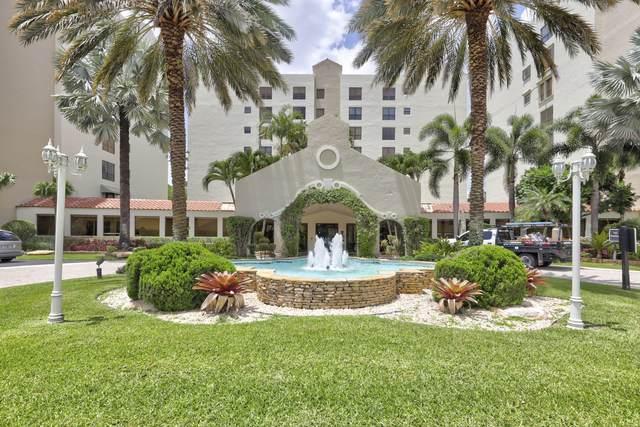 7235 Promenade Drive J 801, Boca Raton, FL 33433 (MLS #RX-10636497) :: The Paiz Group