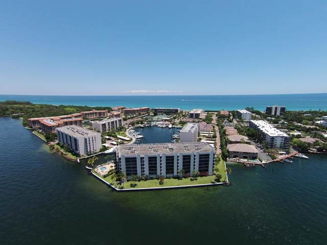 2707 N Ocean Boulevard D107, Boca Raton, FL 33431 (#RX-10636500) :: Ryan Jennings Group
