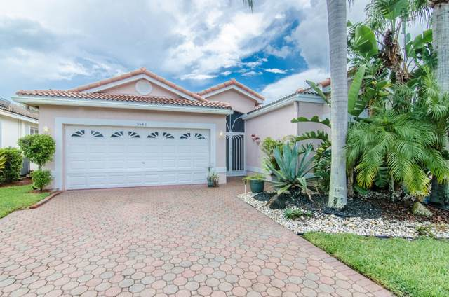9548 Honeybell Circle, Boynton Beach, FL 33437 (#RX-10636509) :: Ryan Jennings Group