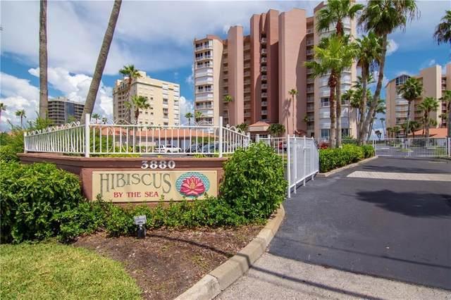 3880 N A1a Highway #802, Hutchinson Island, FL 34949 (MLS #RX-10636525) :: Berkshire Hathaway HomeServices EWM Realty