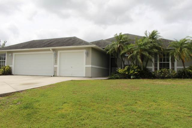 792 SW Estate Avenue, Port Saint Lucie, FL 34953 (#RX-10636528) :: Ryan Jennings Group