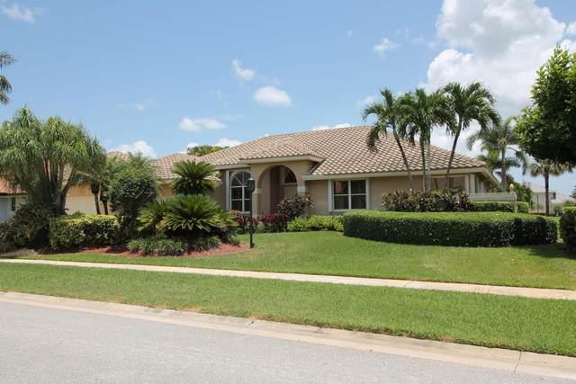 10583 S Stonebridge Boulevard, Boca Raton, FL 33498 (MLS #RX-10636540) :: Berkshire Hathaway HomeServices EWM Realty