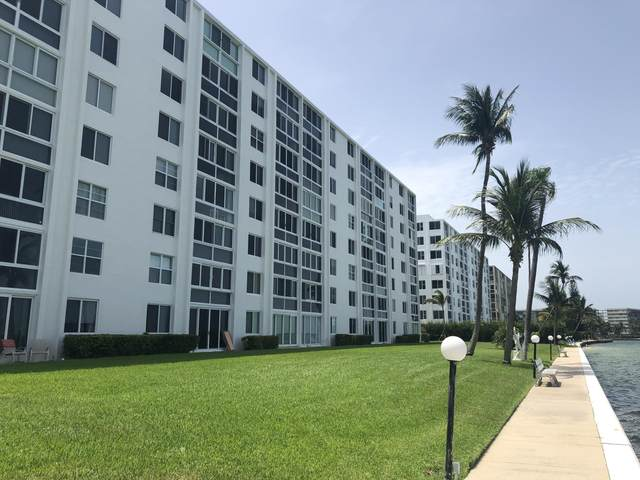 301 Lake Shore Drive #302, Lake Park, FL 33403 (MLS #RX-10636543) :: Berkshire Hathaway HomeServices EWM Realty
