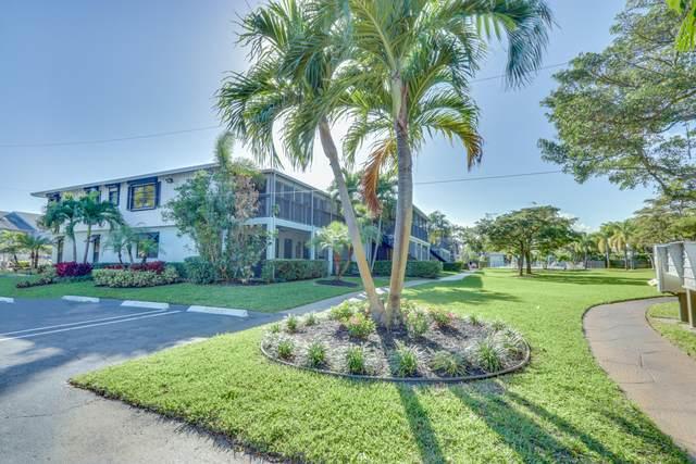 2920 Florida Boulevard #215, Delray Beach, FL 33483 (MLS #RX-10636545) :: Berkshire Hathaway HomeServices EWM Realty