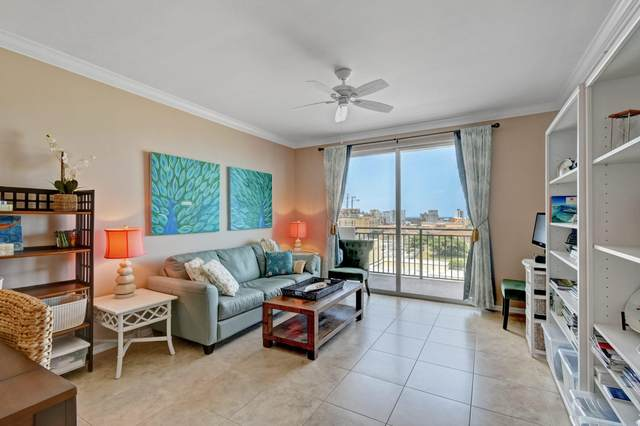 616 Clearwater Park Road #1405, West Palm Beach, FL 33401 (MLS #RX-10636546) :: Berkshire Hathaway HomeServices EWM Realty