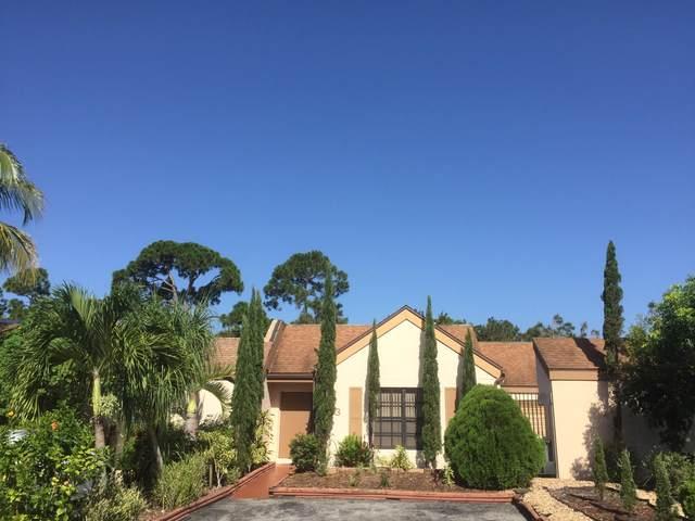 11053 Nutmeg Drive, Palm Beach Gardens, FL 33418 (MLS #RX-10636566) :: The Jack Coden Group