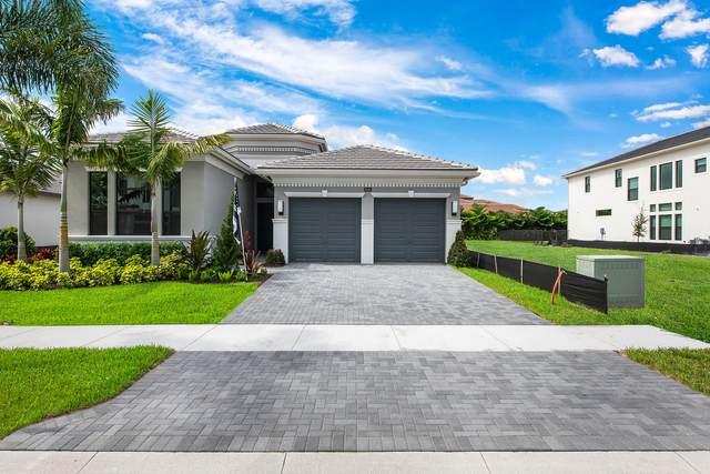 9096 Benedetta Place, Boca Raton, FL 33496 (MLS #RX-10636574) :: Berkshire Hathaway HomeServices EWM Realty