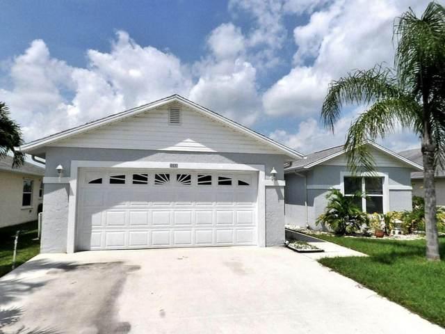 6633 Gaviota, Fort Pierce, FL 34951 (#RX-10636583) :: Ryan Jennings Group
