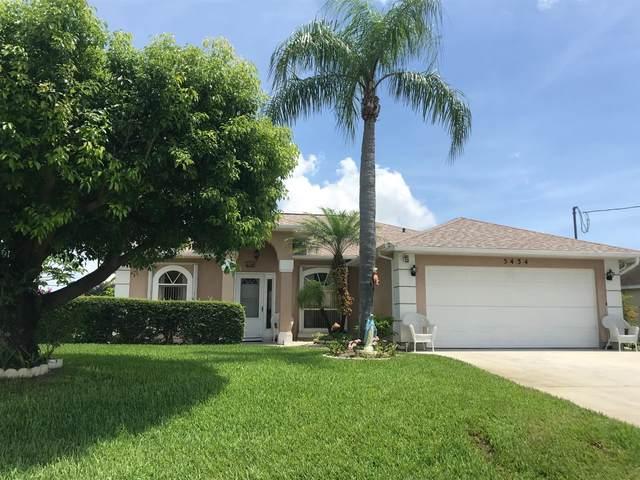 5434 NW Edgewater Avenue, Port Saint Lucie, FL 34983 (#RX-10636593) :: Ryan Jennings Group