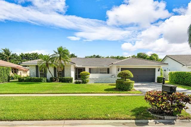10194 Harbourtown Court, Boca Raton, FL 33498 (MLS #RX-10636607) :: Berkshire Hathaway HomeServices EWM Realty