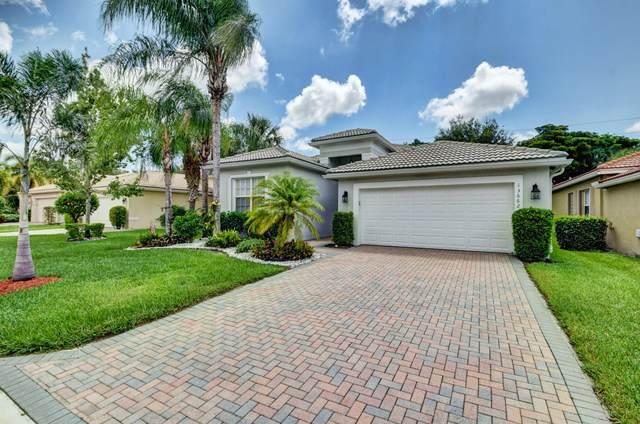 13662 Windy Monterey Trail, Delray Beach, FL 33446 (MLS #RX-10636615) :: Castelli Real Estate Services