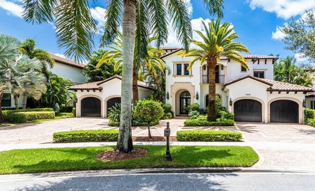 17606 Grand Este Way, Boca Raton, FL 33496 (MLS #RX-10636628) :: Berkshire Hathaway HomeServices EWM Realty