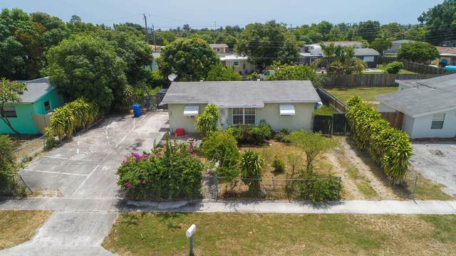 1110 S 14th Court, Lantana, FL 33462 (MLS #RX-10636630) :: Berkshire Hathaway HomeServices EWM Realty