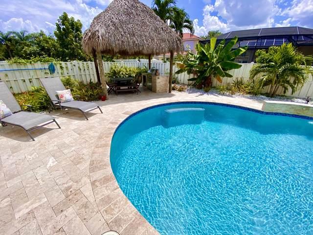 6388 Sand Hills Circle, Lake Worth, FL 33463 (MLS #RX-10636638) :: Castelli Real Estate Services