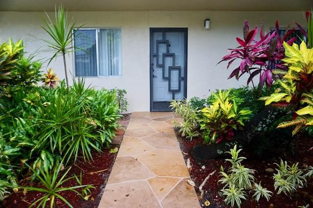 7286 Huntington Lane #102, Delray Beach, FL 33446 (#RX-10636682) :: Ryan Jennings Group