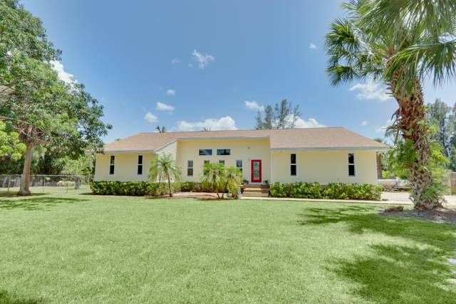 11352 Persimmon Boulevard, West Palm Beach, FL 33411 (MLS #RX-10636687) :: Laurie Finkelstein Reader Team
