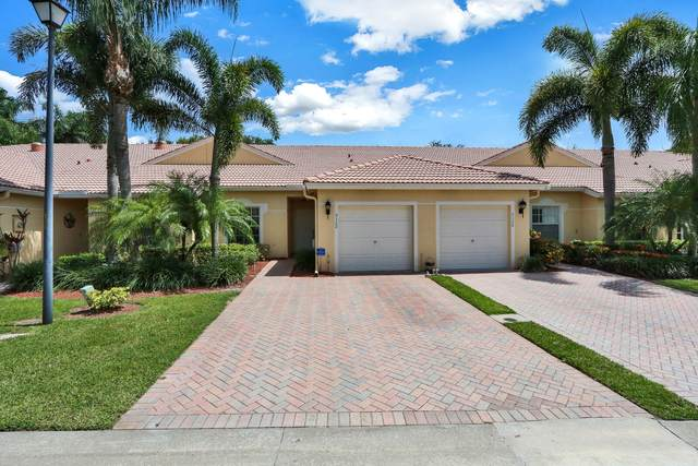 9300 Swansea Lane, West Palm Beach, FL 33411 (MLS #RX-10636707) :: Berkshire Hathaway HomeServices EWM Realty