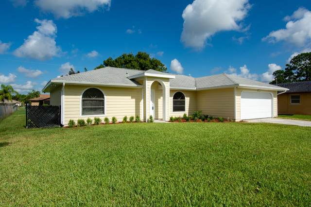 1326 SW Dorchester Street, Port Saint Lucie, FL 34983 (#RX-10636709) :: The Reynolds Team/ONE Sotheby's International Realty