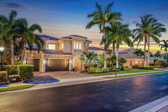 4122 Venetia Way, Palm Beach Gardens, FL 33418 (#RX-10636724) :: Ryan Jennings Group
