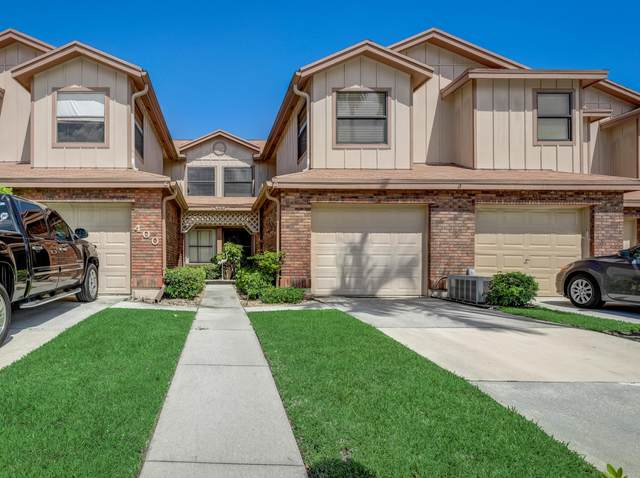 400 Crosswinds Drive D2, Greenacres, FL 33413 (MLS #RX-10636762) :: Berkshire Hathaway HomeServices EWM Realty